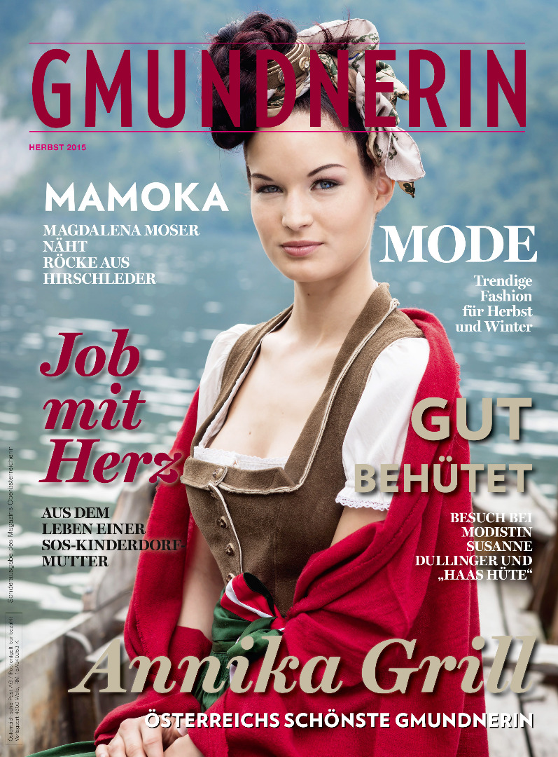 Gmundnerin Herbst/Winter 2015